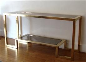 grande console / important console by romeo rega