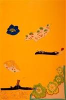 topos (orange) by bastienne schmidt