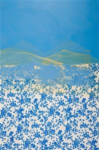 topos (blue) by bastienne schmidt