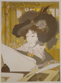 lithographies originales by georges de feure