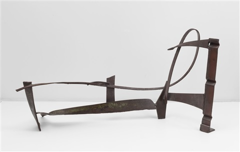 floor piece b124 by sir anthony caro