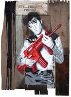 don't be cruel by mr. brainwash