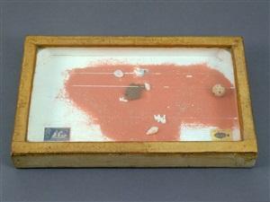 untitled (sand box) by joseph cornell