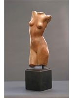 female torso by jo davidson
