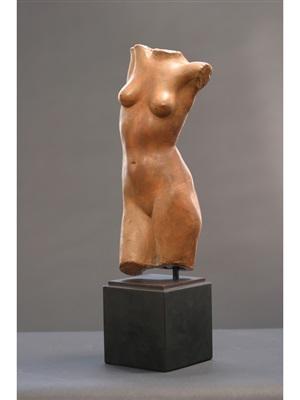 female torso by jo davidson