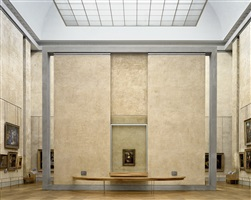 sala de la gioconda, musée du louvre i, parigi by andrea jemolo