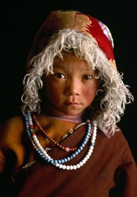 amdo, eastern tibet by steve mccurry