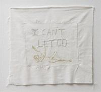 i can't let go by tracey emin