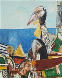 wisdom of time past by john bellany