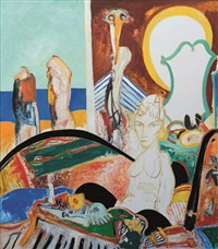 interior thoughts by john bellany
