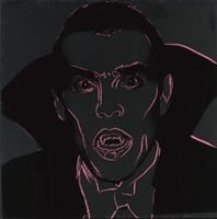 dracula by andy warhol