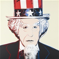 uncle sam by andy warhol