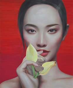 scent of flower by ling jian