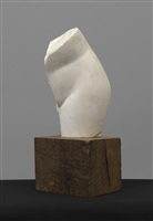 fragment of a torso by constantin brancusi