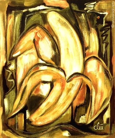banane pur / banana pure by jacqueline ditt