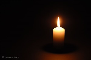 candle light by mario strack