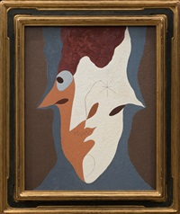 untitled (portrait) by charles green shaw