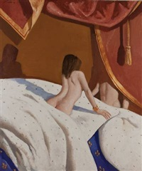 la chambre de rigaud at campamentos by julio larraz