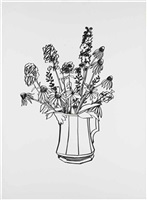 a country bouquet for tammy by tom wesselmann