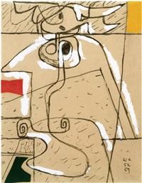 composition by le corbusier