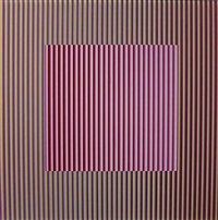 physichromie 1341 by carlos cruz-diez
