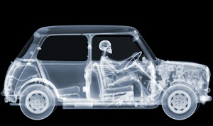 mini by nick veasey