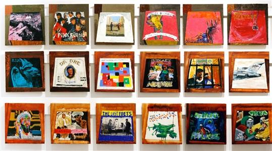 record album still lives by gideon bok