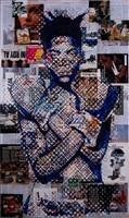 jean-michel basquiat (jmb) by gillean clark