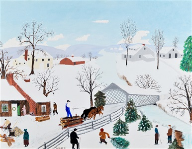 recent acquisitions by grandma moses