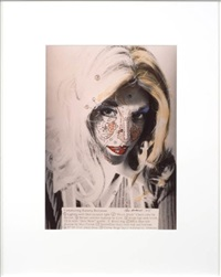 roberta construction chart 1 from roberta breitmore series by lynn hershman leeson