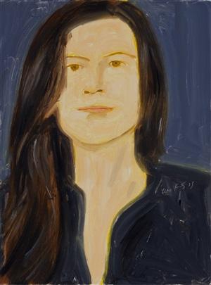 anna by alex katz