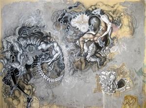 untitled ii (in vitro series) by ayad alkadhi