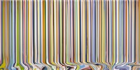 colourcade: white by ian davenport