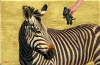 zebra by alexander zakharov