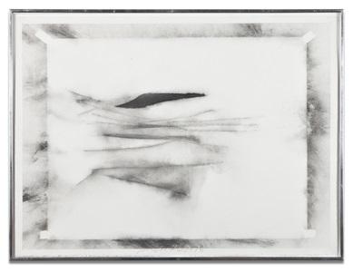 x-ray drawing 99 by joe goode