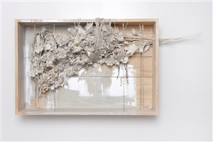 untitled (bound flower box) by marc swanson