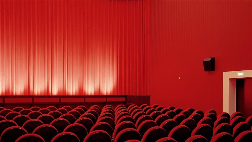 kino (cinema) by julian faulhaber