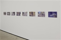 rewind: revolution 1-8 installation view by tanja boukal