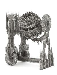 concrete mixer (scale model 1 :4) by wim delvoye