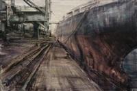 porto industriale by alessandro papetti