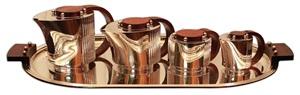 """etchea"" tea & coffee service set by jean emile puiforcat"