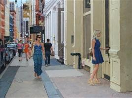 soho-new york city by vincent giarrano