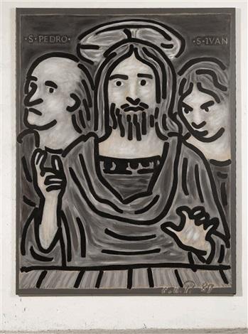 jesus und genossen by c.o. paeffgen