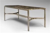 table console by marc du plantier