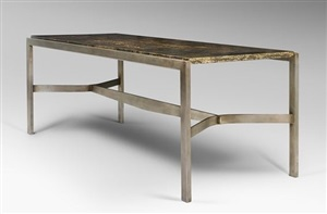 table console by marc du plantier