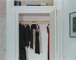 closet-new york city by vincent giarrano