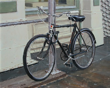 bicycle (sold) by vincent giarrano