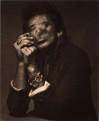 keith richards, new york city by albert watson