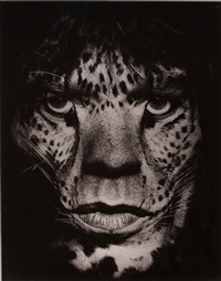 mick jagger, los angeles by albert watson