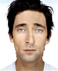adrian brody by martin schoeller